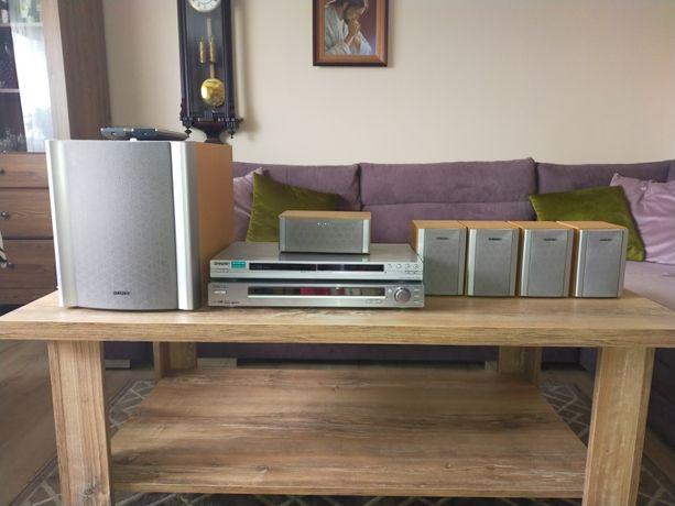 zestaw kino domowe sony str-ksl50 i odtwarzacz dvd sony dvp-ns355