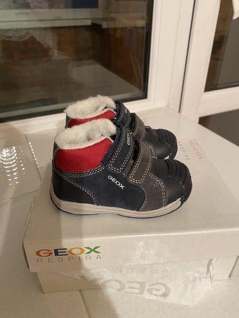 Зимние ботинки Geox 21 размера