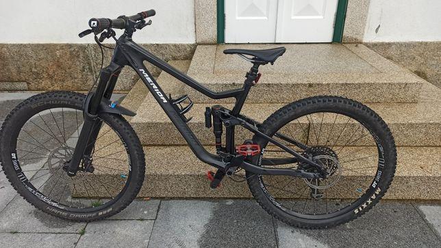 Merida One-Sixty carbono 27.5  Mountain bike enduro full MTB