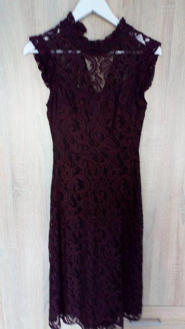 Koronkowa sukienka F&F rozmiar S