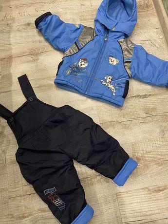 Комбинезон куртка