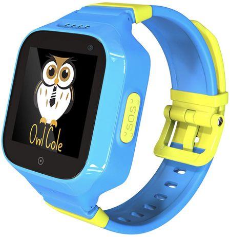 2021 Лучшие 3G Водонепроницаемые Умные GPS часы Owl Cole