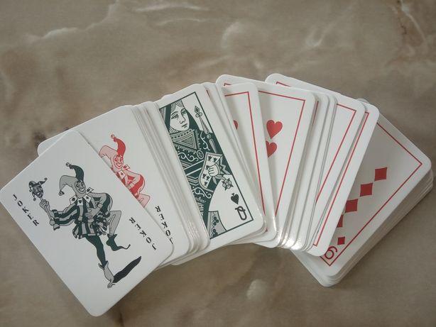 Игральные/сувенирные карты МТС