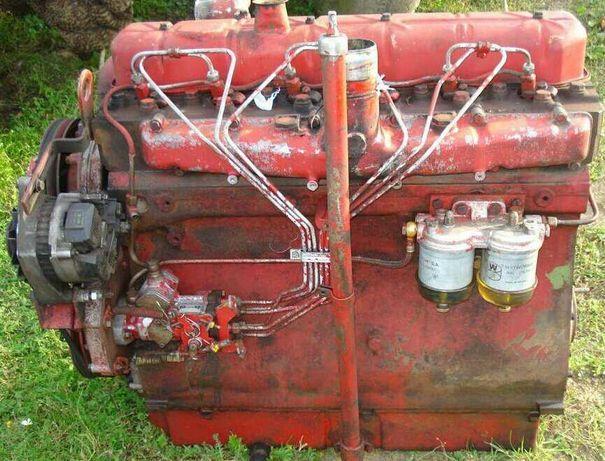 Blok silnika D-358 D-310 case - International 6cyl