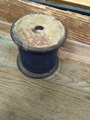 Провод ПЭЛШО медный с эмалево-шёлковой изоляцией 0,21 мм