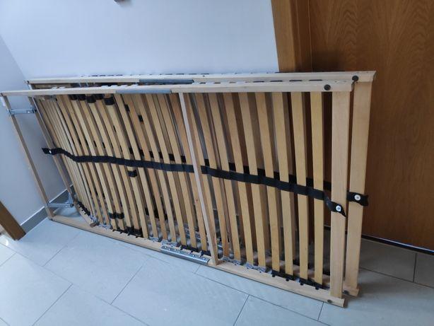Stelaże do łóżka 90cm z regulacją oparcia