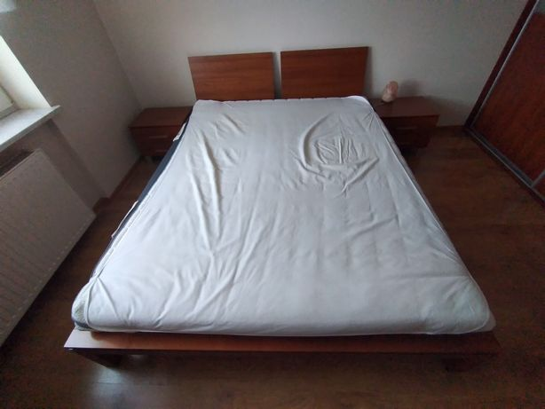 Łóżko + komoda BRW