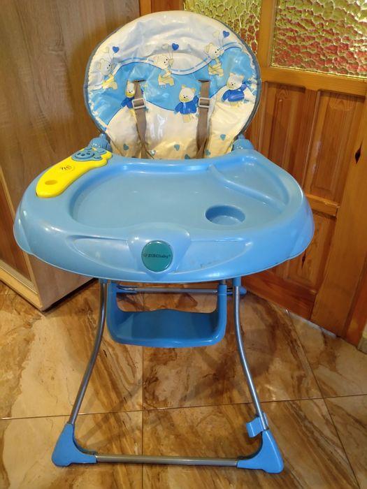 Krzesełko do karmienia Wolica Piaskowa - image 1