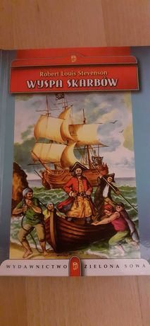 """Wyspa skarbów"" Robert Louis Stevenson"