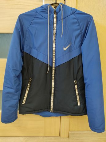 Осенняя курточка [Длина - 63см, Длина рукава - 66см, Ширина куртки - 5
