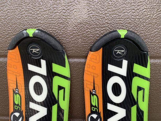 Narty slalomowe Rossignol Radical 9 s WC 165 cm.