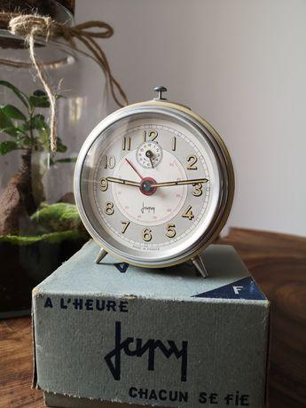 Vintage budzik Japy Francja loft
