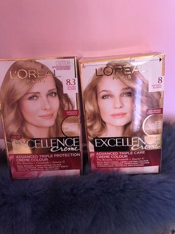 Краска для волос L'Oréal Excellence Creme. Срочно