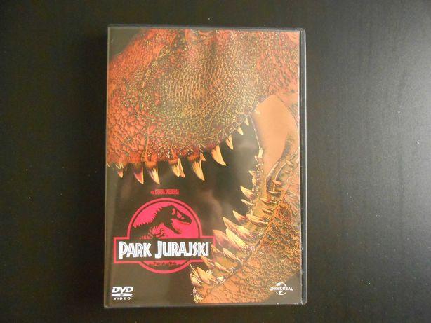 Park Jurajski Jurassic Park - Film DVD