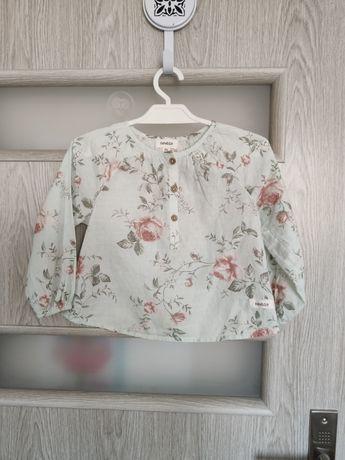 Koszula w kwiatki newbie 86