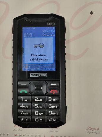 Telefon maxcom strony MM916