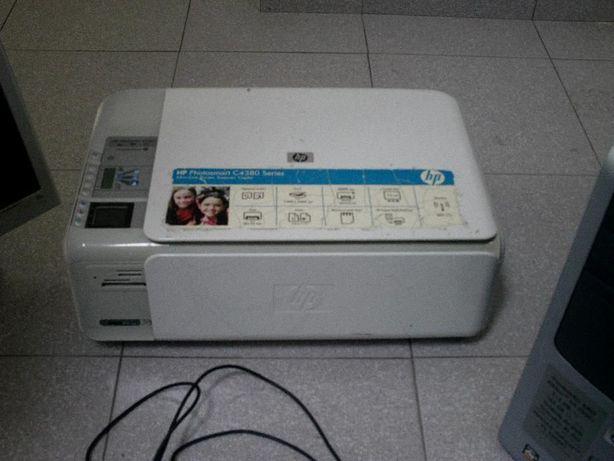 Impressora e Monitor