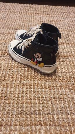 Buty Zara Disney Mickey Mouse idealne r. 30 jak nowe