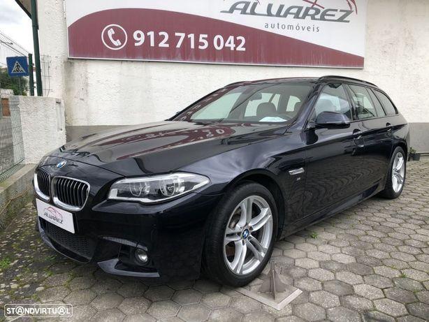 BMW 520 X DRIVE PACK M