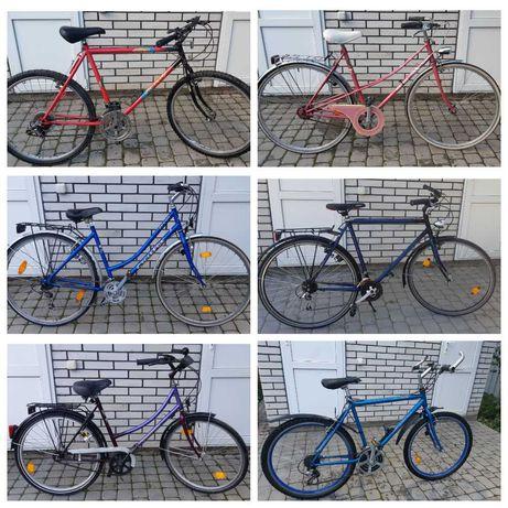 Велосипеди з Німеччини та Голландії за доступними цінами
