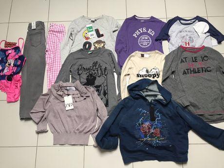 Paka tylko nowych ubran, 8 lat, 128 cm, Zara, Champion, Diesel
