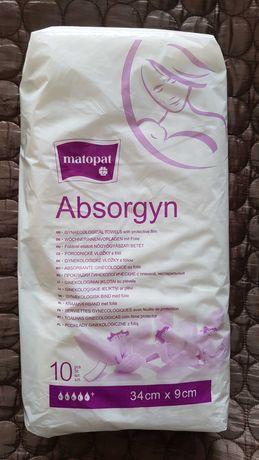 Absorgyn podkłady poporodowe Matopat- 4 opakowania