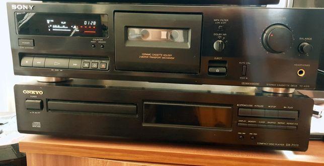 Magnetofon Sony dek