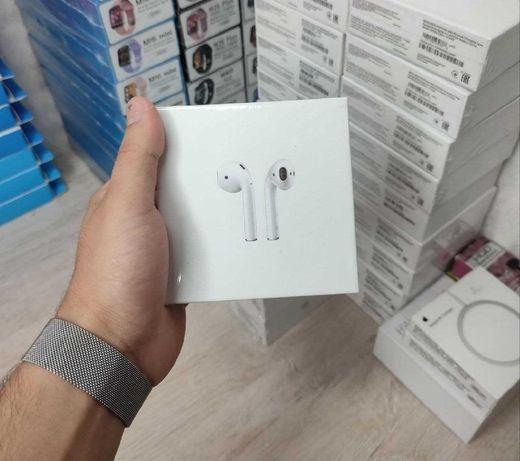 Розпродаж! Оригінал Apple AirPods 2|Pro Безпровідні навушники! Нові