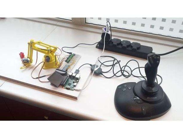 Robo para construção - Arduino - Smartfone Android
