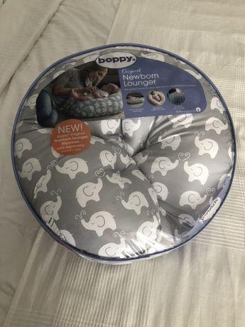 Boppy Hug&Nest poduszka siedzisko dla noworodka, niemowlaka NOWE