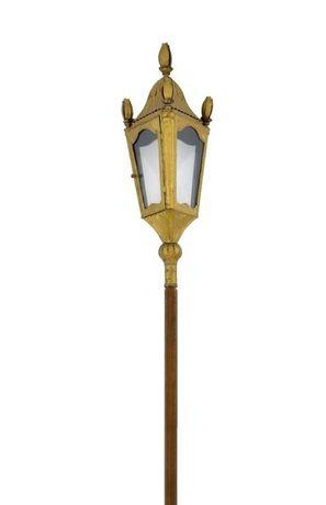 Lanterna processional vintage