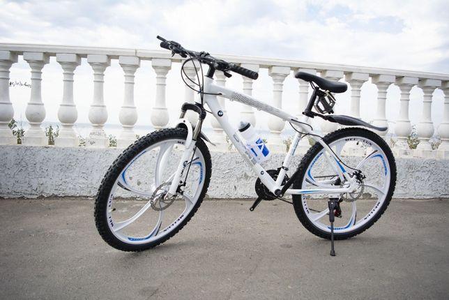 BMW Велосипед! Супер дизайн! Гарантия, 26''/17'', На литых дисках