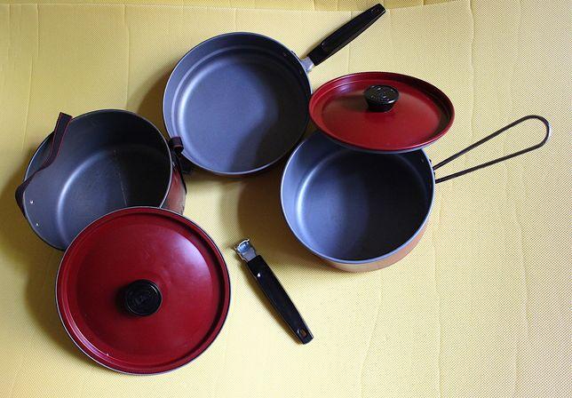 Набор посуды Top-Cook® котелок сковородка тарелка