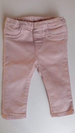 Spodnie jeans H&M 68