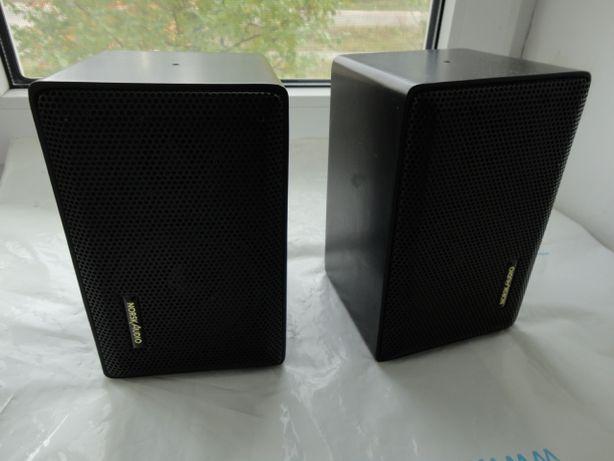 Аудио колонки Norsk Audio HM 12/HiFi Alu-Box.