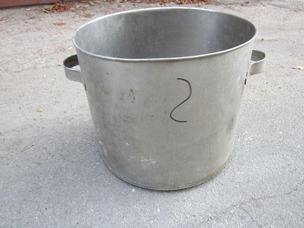 продам нержавейка бак кастрюля 50 литров 2шт без крышек