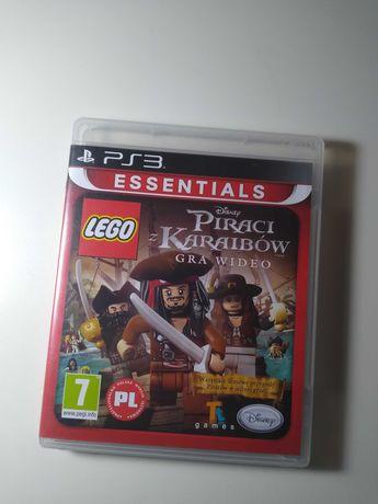 Gra PS3 LEGO Piraci z karaibów