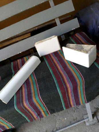Kafle  używane na piec