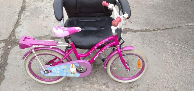 rower 16 Arkus Różyczka