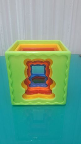 Чарівний кубик 2-3 роки