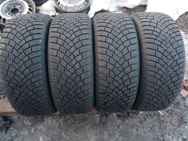 205 55 r16 2019p Continental IceContact 3