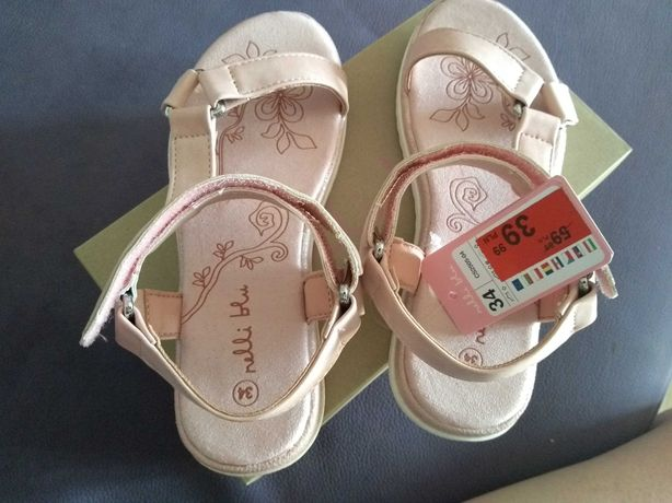 Sandały 34 nowiutenkie nowe buty lato
