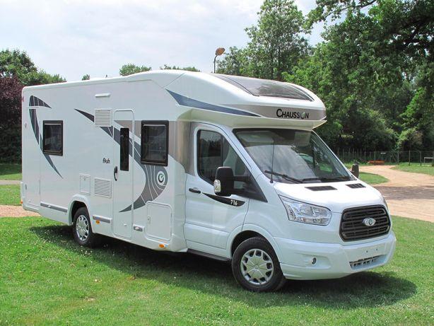 Nowy Kamper Ford CHAUSSON 640 170KM  szybka dostawa, klima