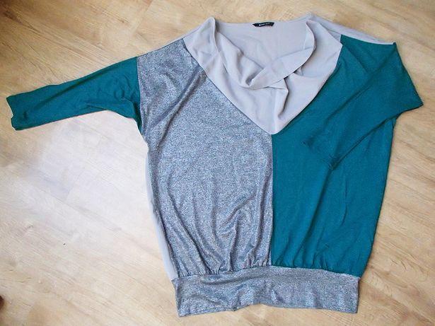 bluzka ciążowa imprezowa S 9fashion