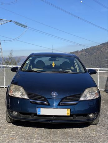 Nissan primera 2.2