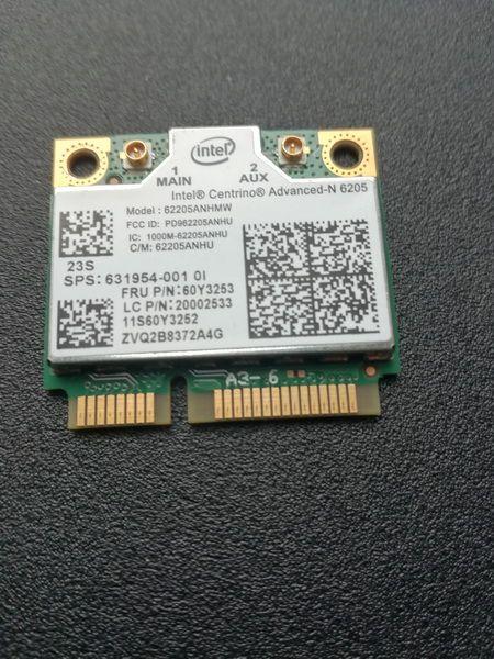 Karta sieciowa INTEL Centrino Advanced-N6205 Warszawa - image 1