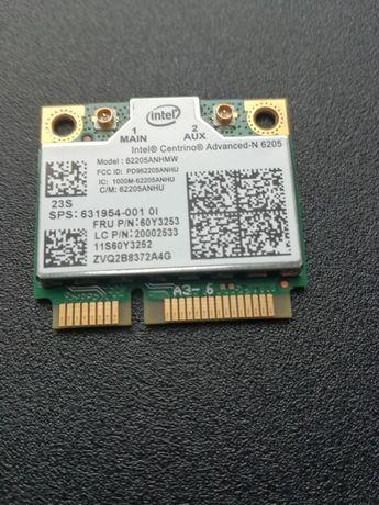 Karta sieciowa INTEL Centrino Advanced-N6205