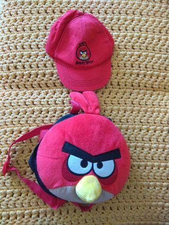Plecak maskotka Angry Birds