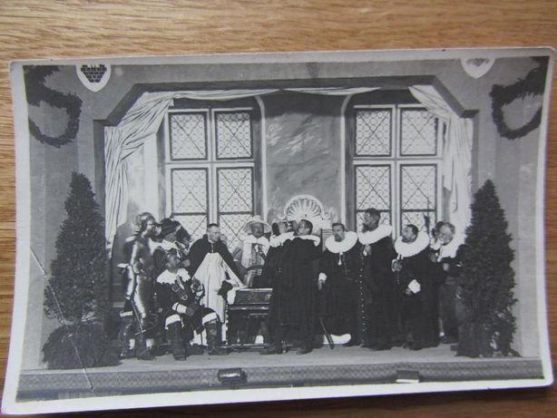 Karta pocztowa Postkarte Meistertrunk 1631