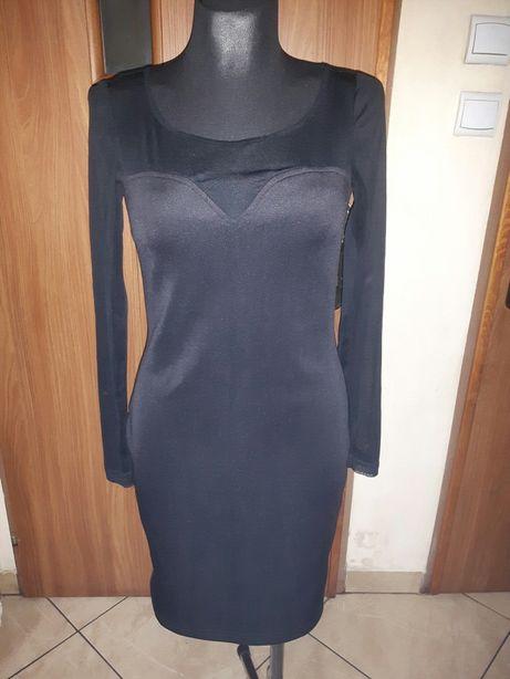 Sukienka ze siateczką